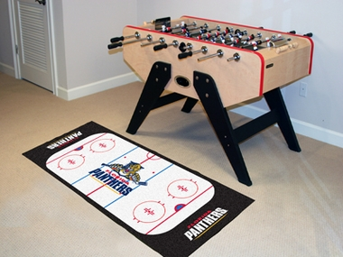 Florida Panthers Rink Runner Rug
