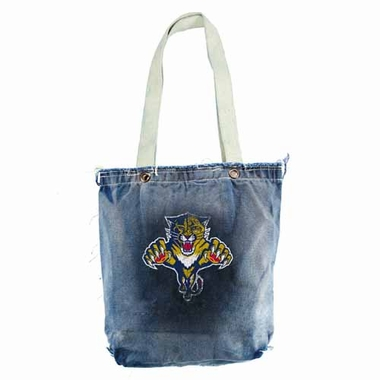 Florida Panthers Vintage Shopper (Black)