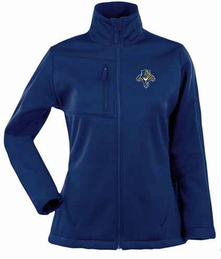 Florida Panthers Womens Traverse Jacket (Team Color: Navy)