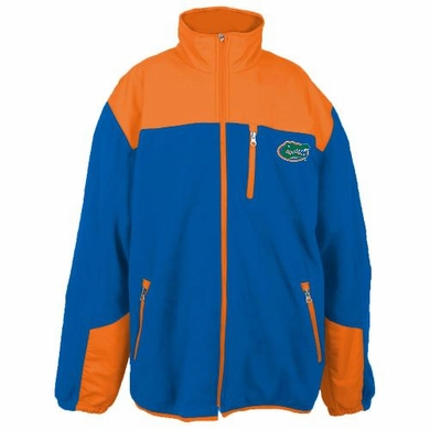 Florida Poly Dobby Full Zip Polar Fleece Jacket