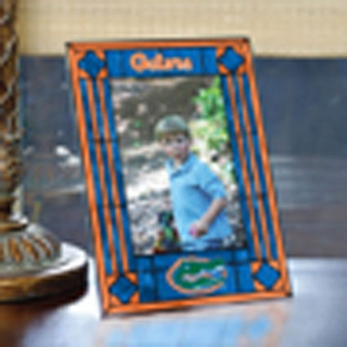 Florida Portrait Art Glass Picture Frame