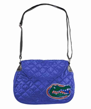 Florida Quilted Saddlebag