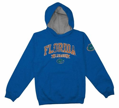 Florida Retro Fleece Hooded Sweatshirt