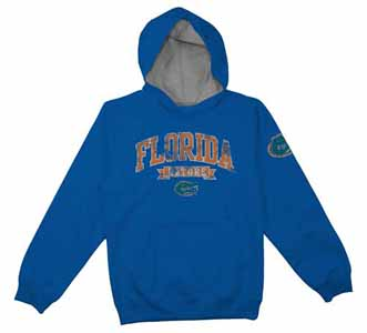 Florida Retro Fleece Hooded Sweatshirt - X-Large