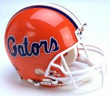 Florida Riddell Full Size Authentic Helmet