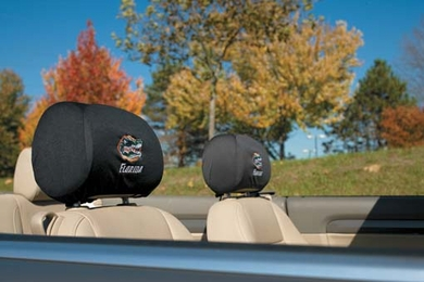 Florida Set of 2 Headrest Covers