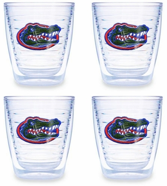 Florida Set of FOUR 12 oz. Tervis Tumblers