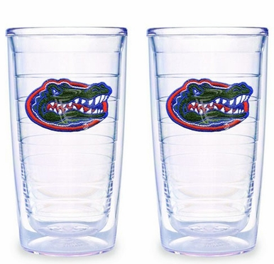 Florida Set of TWO 16 oz. Tervis Tumblers