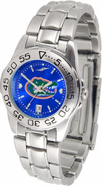 Florida Sport Anonized Women's Steel Band Watch
