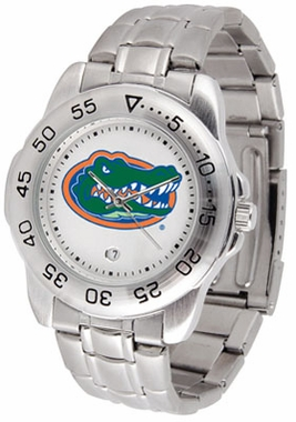 Florida Sport Men's Steel Band Watch