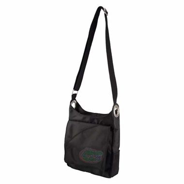 Florida Sport Noir Sheen Crossbody Bag