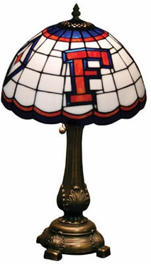 Florida Stained Glass Table Lamp