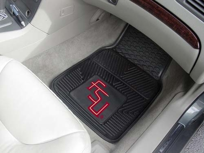 Florida State 2 Piece Heavy Duty Vinyl Car Mats