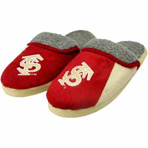 Florida State 2012 Sherpa Slide Slippers - Large