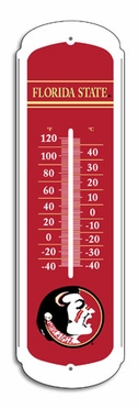 Florida State 27 Inch Outdoor Thermometer (P)