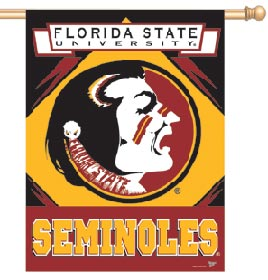 "Florida State 27"" x 37"" Banner"