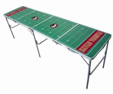 Florida State 2x8 Tailgate Table