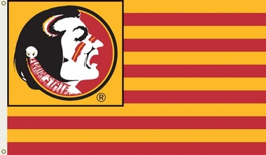 Florida State 3' x 5' Flag (Stripes) (F)