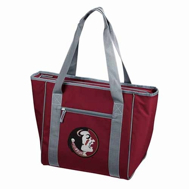 Florida State 30 Can Tote Cooler