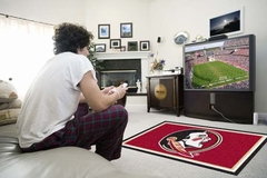 Florida State 4 Foot x 6 Foot Rug