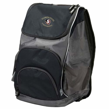 Florida State Action Backpack (Color: Black)