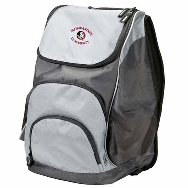 Florida State Action Backpack (Color: Grey)