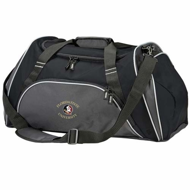 Florida State Action Duffle (Color: Black)