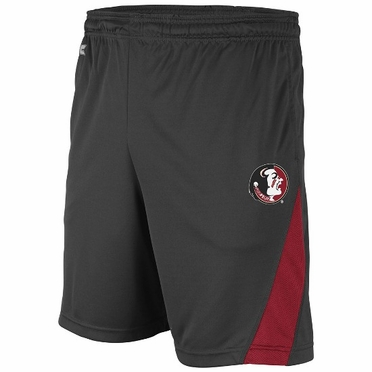 Florida State Adrenaline Performance Shorts (Charcoal)