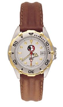 Florida State All Star Womens (Leather Band) Watch