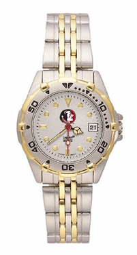 Florida State All Star Womens (Steel Band) Watch