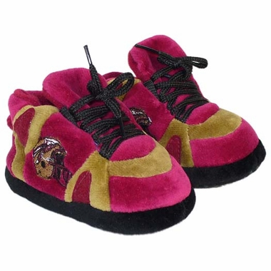 Florida State Baby Slippers