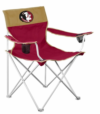 Florida State Big Boy Adult Folding Logo Chair