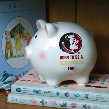 Florida State (Born to Be) Piggy Bank