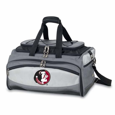 Florida State Buccaneer Tailgating Embroidered Cooler (Black)