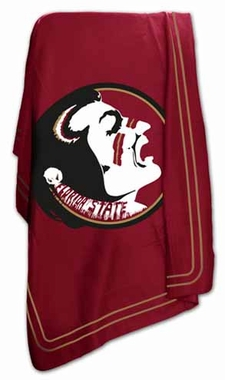 Florida State Classic Fleece Throw Blanket