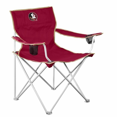 Florida State Deluxe Adult Folding Logo Chair
