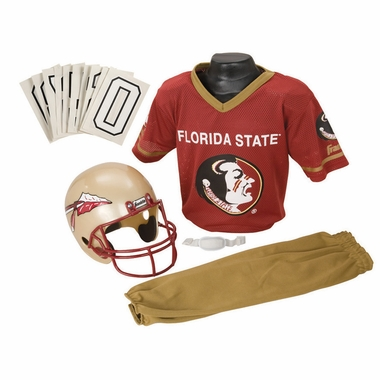 Florida State Deluxe Youth Uniform Set