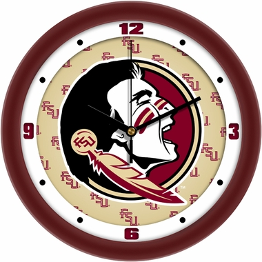 Florida State Dimension Wall Clock