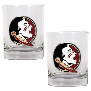 Florida State Double Rocks Set
