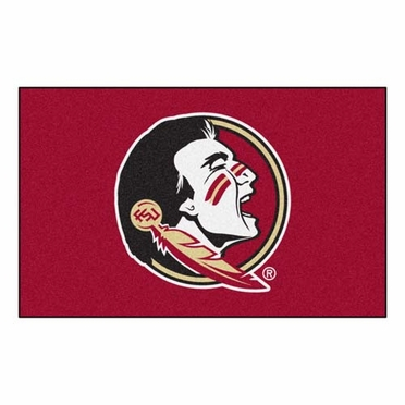 Florida State Economy 5 Foot x 8 Foot Mat