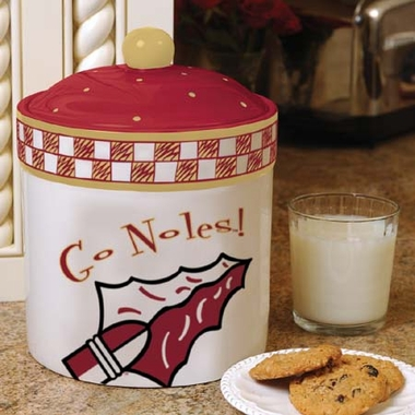 Florida State Gameday Ceramic Cookie Jar