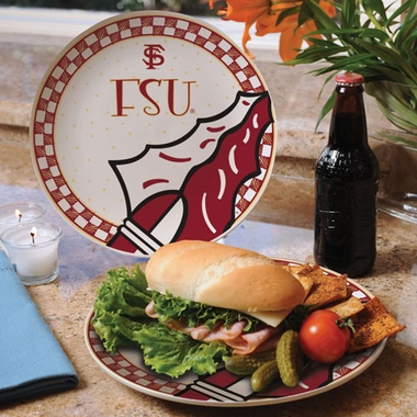 Florida State Gameday Ceramic Plate