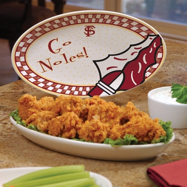 Florida State Gameday Ceramic Platter