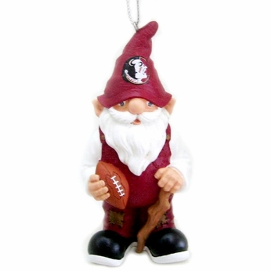 Florida State Gnome Christmas Ornament