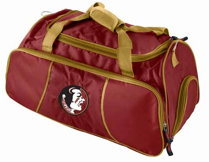 Florida State Athletic Duffel