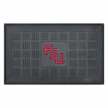 Florida State Heavy Duty Vinyl Doormat