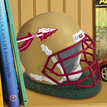Florida State Helmet Shaped Bank