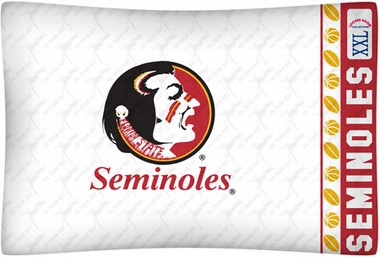 Florida State Individual Pillowcase