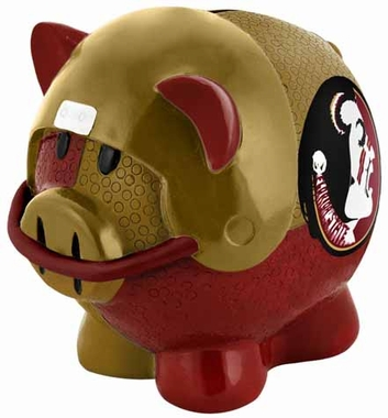 Florida State Large Thematic Piggy Bank