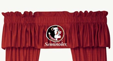 Florida State Logo Jersey Material Valence